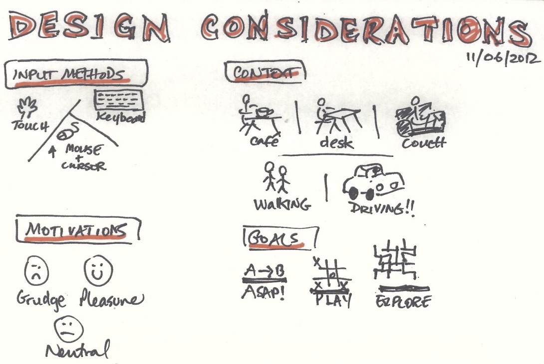 4 Considerations When Designing Products or UIs